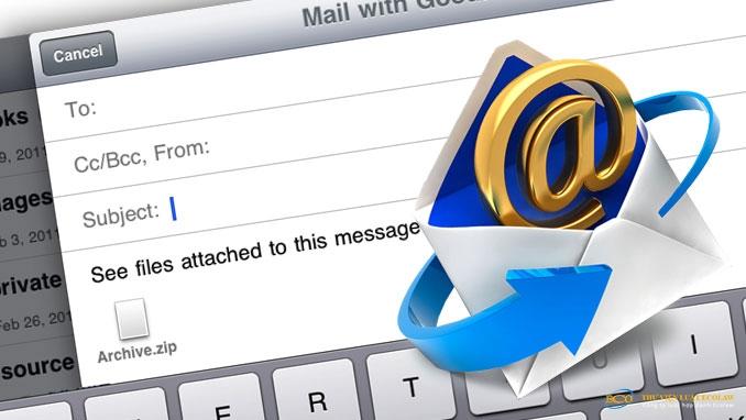 Các thủ tục liên quan đến gửi và nhận thông điệp dữ liệu điện tử với Tòa án