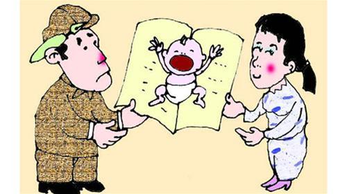 Không đăng ký kết hôn làm thế nào để làm giấy khai sinh cho con