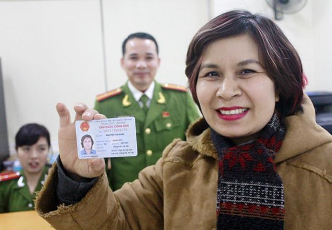 Tải mẫu phiếu chuyển hồ sơ căn cước công dân