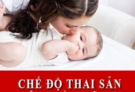Điều kiện hưởng trợ cấp thai sản