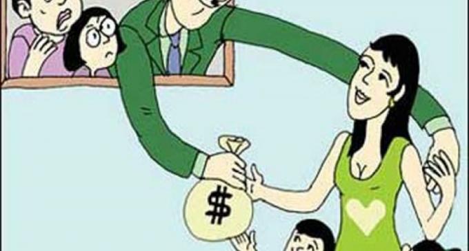 Tặng cho tài sản của vợ chồng