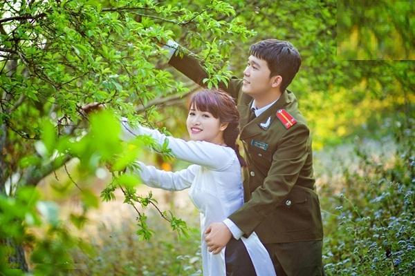 Kết hôn với cán bộ, chiến sĩ thuộc ngành Bộ đội, Công an