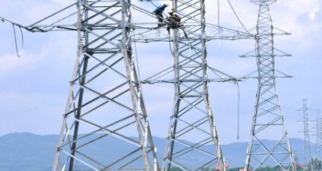mẫu báo cáo về việc duy trì điều kiện cấp giấy phép hoạt động lĩnh vực truyền tải điện
