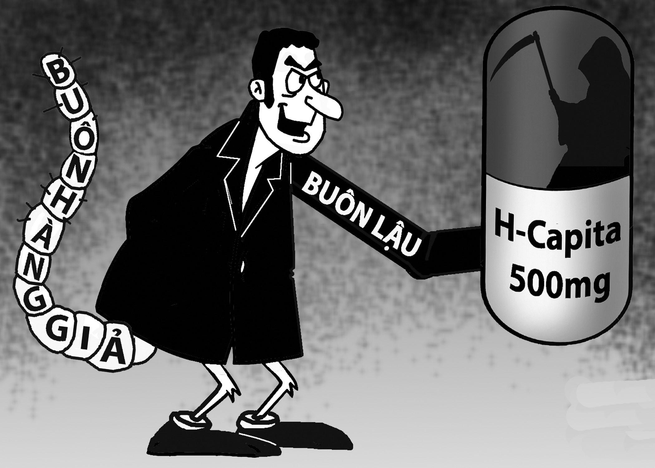 Tội buôn lậu và tội buôn bán hàng giả là thuốc chữa bệnh có gì khác nhau?