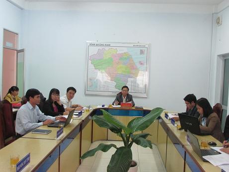 Tiếp công dân tại Trụ sở tiếp công dân cấp huyện theo Luật tiếp công dân năm 2013