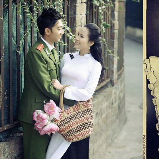 kết hôn với công an