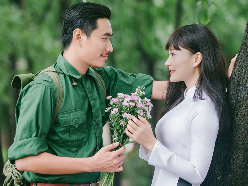 kết hôn với sĩ quan quân đội