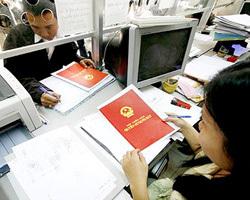 Lệ phí cấp giấy chứng nhận quyền sử dụng đất