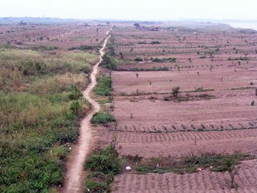 trường hợp chuyển mục đích sử dụng đất phải xin phép