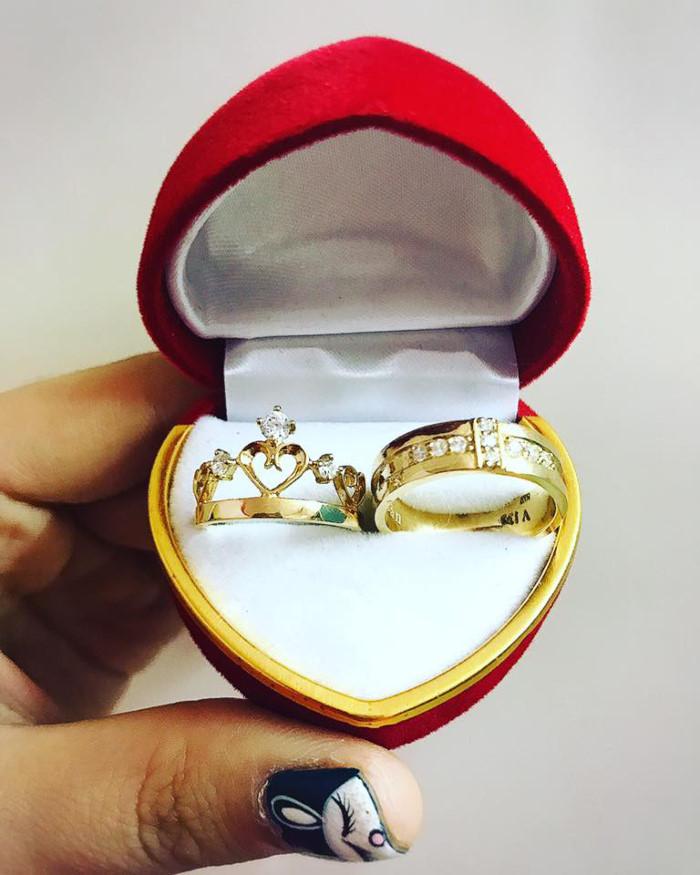 Trả lại đồ cưới được tặng sau ly hôn