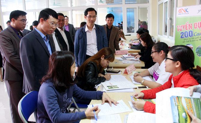 tư vấn bảo hiểm thất nghiệp tại Bắc Giang