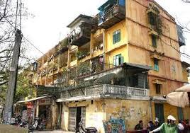 Các hình thức thực hiện dự án đầu tư cải tạo xây dựng lại nhà chung cư