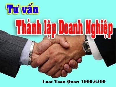 Dịch vụ thành lập doanh nghiệp công ty tại Thái Bình