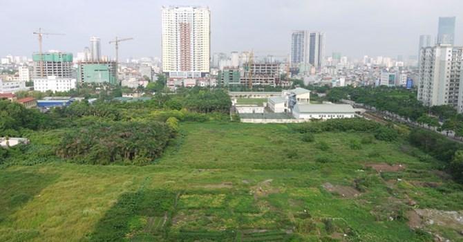Mức xử phạt khi sử dụng đất sai mục đích và lấn chiếm đất