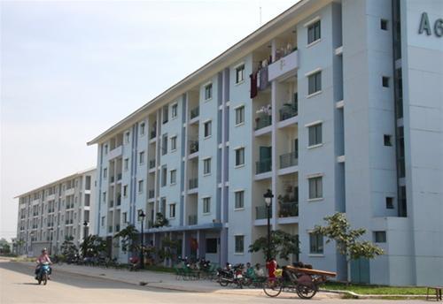 Quyền sử dụng đất xây dựng nhà chung cư