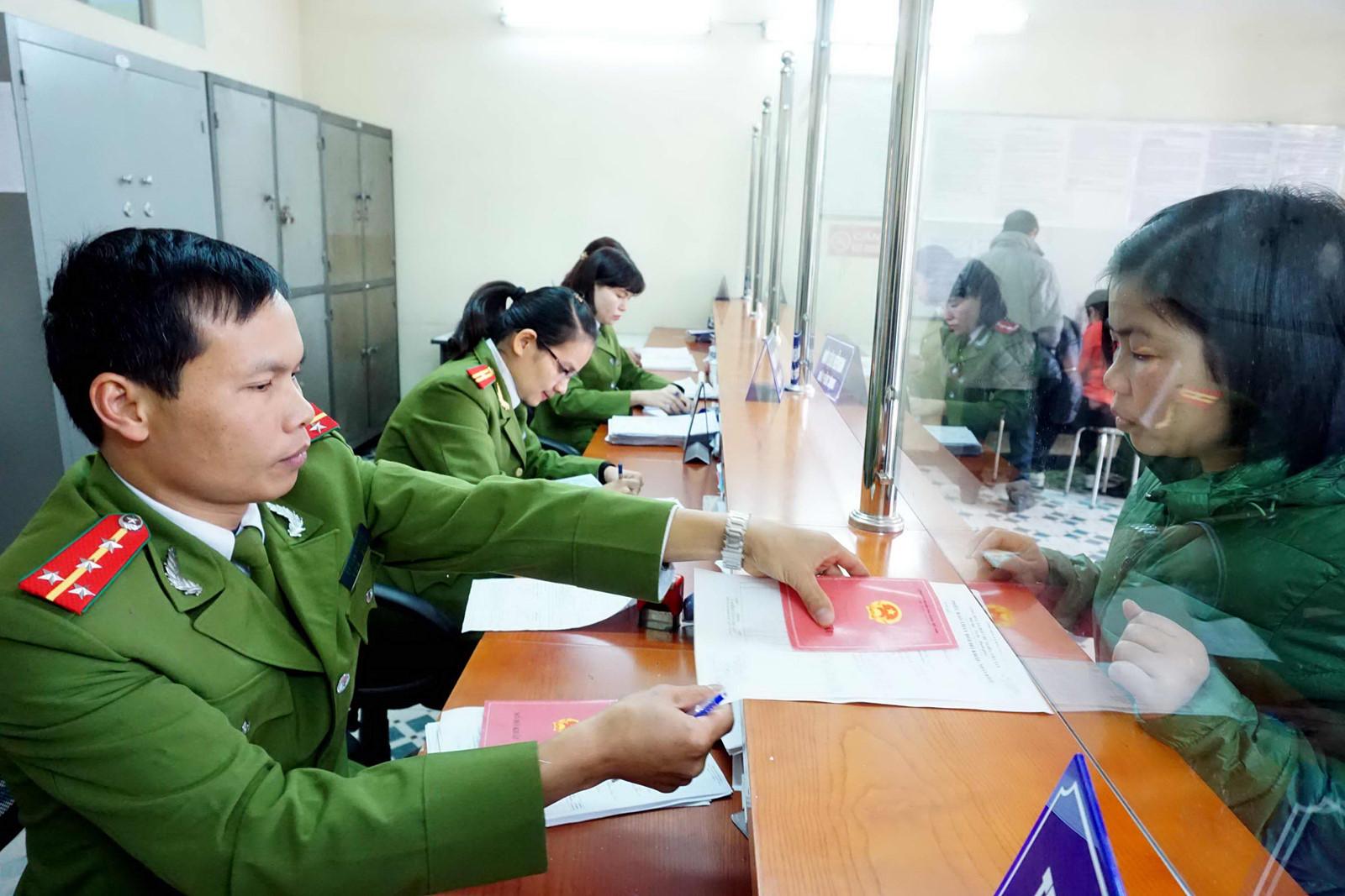 Thủ tục cấp số định danh cá nhân đối với công dân đã đăng ký khai sinh