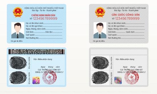 Thu hồi tạm giữ thẻ Căn cước công dân
