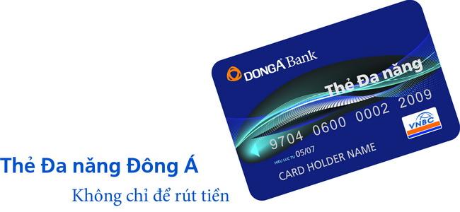 Trả tiền thất nghiệp qua thẻ ngân hàng Đông á