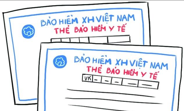 Làm thế nào khi thông tin trên thẻ BHYT và giấy tờ tùy thân khác nhau?