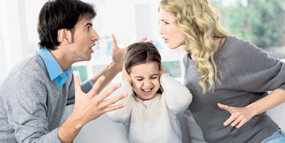 Nên làm gì để giải quyết mâu thuẫn gia đình trong hôn nhân