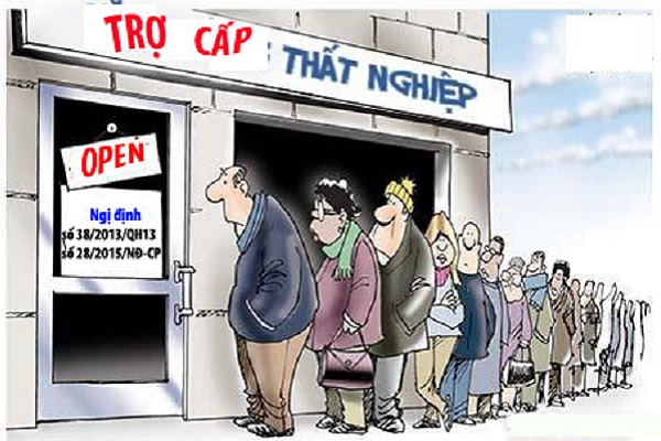 Thay chứng minh thư được nhận trợ cấp thất nghiệp không?