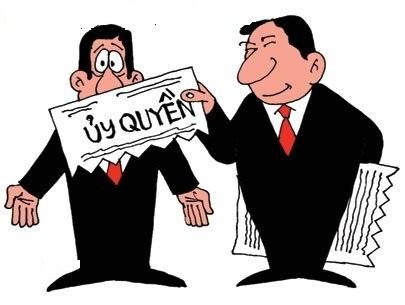 Người đại diện theo ủy quyền của chủ sở hữu, thành viên, cổ đông là tổ chức