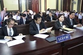 Bộ luật tố tụng hình sự năm 2015 quy định người bào chữa bao gồm những ai