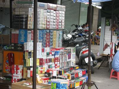 trình tự thủ tục cấp giấy phép mua bán sản phẩm thuốc lá