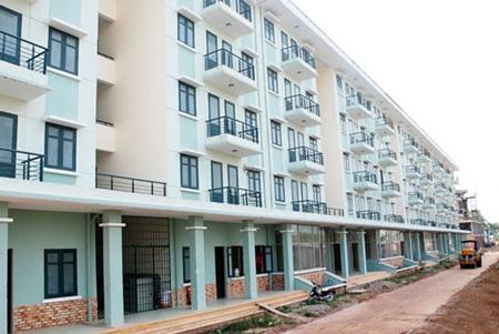 Đối tượng sử dụng nhà ở tái định cư dưới hình thức thuê, thuê mua, mua