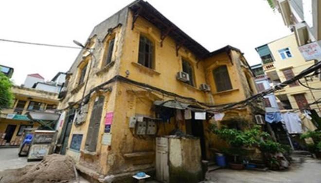 Nhà ở cũ thuộc sở hữu nhà nước