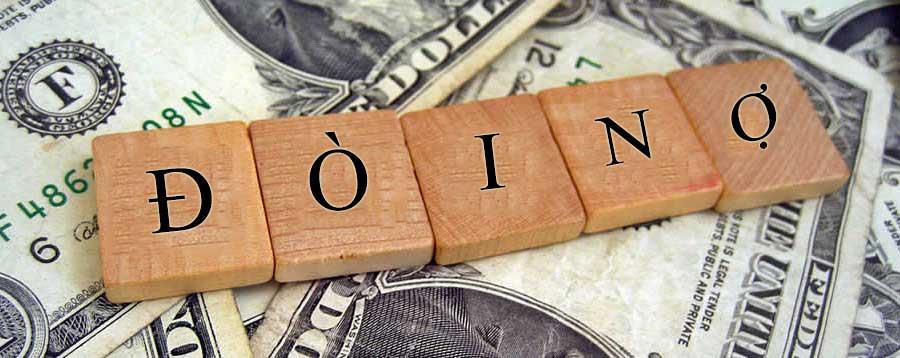 Muốn đòi nợ thì khởi kiện hay làm đơn trình báo
