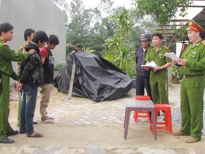 Tải mẫu biên bản bắt người bị giữ trong trường hợp khẩn cấp