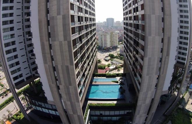 Cấp sổ hồng cho căn hộ chung cư không đúng phương án kiến trúc