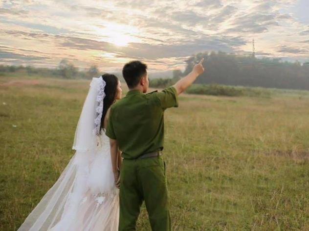 Bị tật ở chân có được kết hôn với người là công an không?