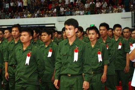 đăng ký và sơ tuyển thực hiện nghĩa vụ quân sự