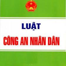Tải Luật công an nhân dân năm 2014 mới nhất hiện nay