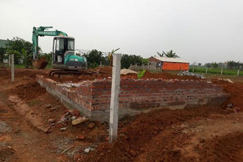 Thẩm quyền xử phạt vi phạm về xây dựng theo quy định mới nhất