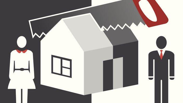 Tư vấn chia tài sản khi ly hôn theo pháp luật hiện hành