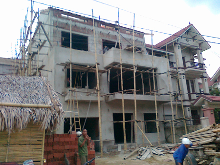 Tải Thông tư 05/2015/TT-BXD quy định về quản lý chất lượng xây dựng và bảo trì nhà ở riêng lẻ