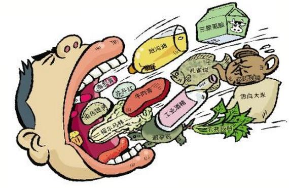 Phương thức kiểm tra thực phẩm nhập khẩu
