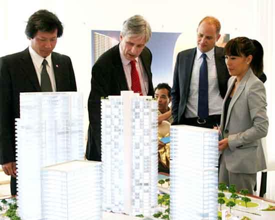 Doanh nghiệp nước ngoài mua đất tại Việt Nam được không?