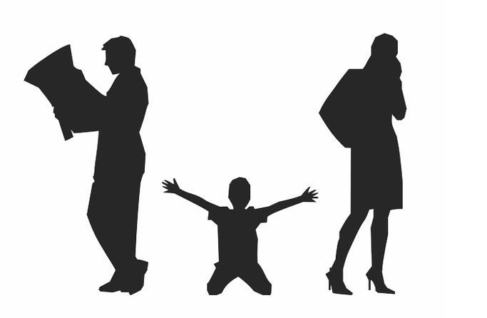 Quyền nuôi con của vợ chồng sau khi ly hôn