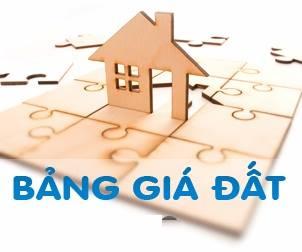 Bảng giá đất tỉnh Lào Cai (ban hành kèm theo quyết định 91/2014/QĐ-UBND của UNBD tỉnh Lào Cai