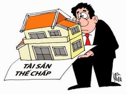 mua bán nhà đất đang thế chấp tại ngân hàng