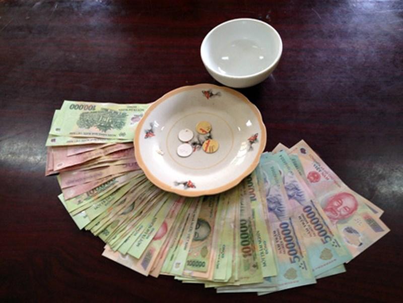 Phương pháp xác định tiền đánh bạc theo pháp luật hiện hành