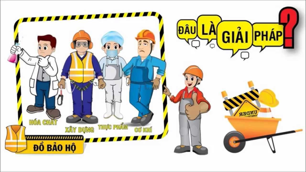 Danh mục công việc yêu cầu an toàn lao động