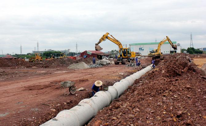 bồi thường đối với đất hành lang điện tại Bắc Giang