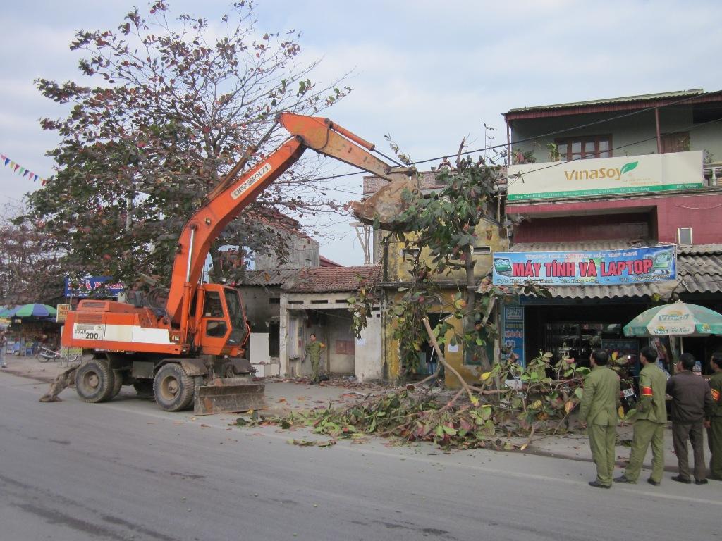 Quy định về chi phí di chuyển khi thu hồi đất tại Bắc Giang