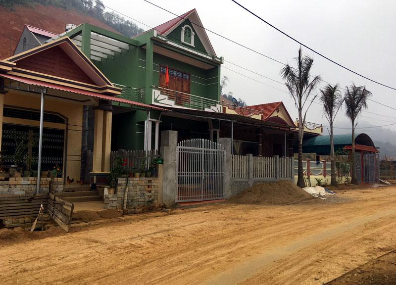 Hỗ trợ tái định cư tại Quảng Ninh