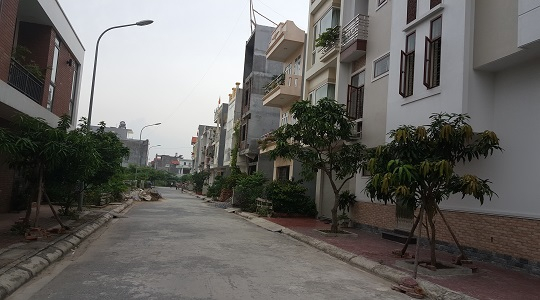 Quy định về suất tái định cư, suất tái định cư tối thiểu tại Bắc Giang